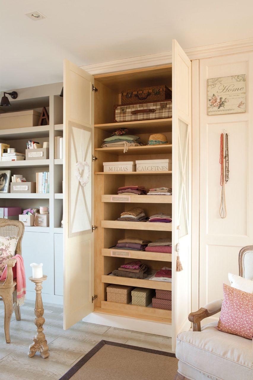 Aprovecha tu armario busca y decora busca y decora for El mueble armarios