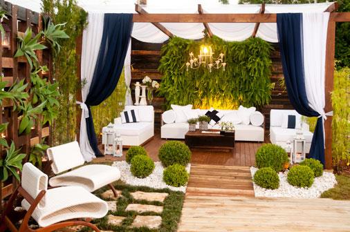 Terrazas busca y decora busca y decora for Plantas decoracion de jardines de casas